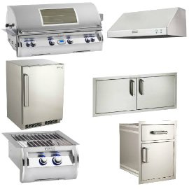 Outdoor Kitchens Bbq Grills The Outdoor Appliance Store