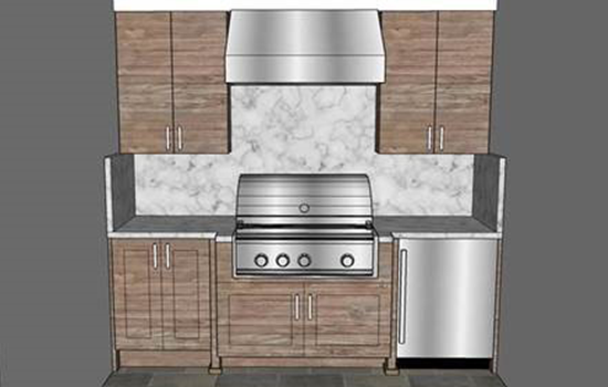 Free Outdoor Kitchen Design Services The Outdoor Appliance Store